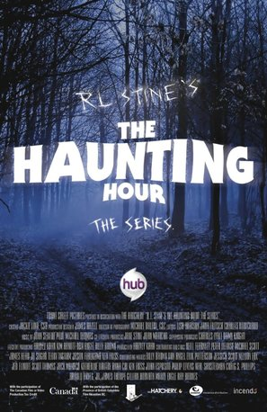 """""""R.L. Stine's The Haunting Hour"""" - Movie Poster (thumbnail)"""