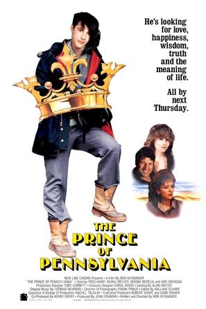 The Prince of Pennsylvania - Movie Poster (thumbnail)