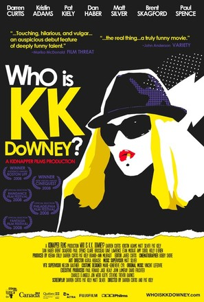 Who Is KK Downey? - Canadian Movie Poster (thumbnail)