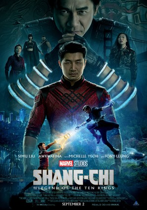 Shang-Chi and the Legend of the Ten Rings - Movie Poster (thumbnail)