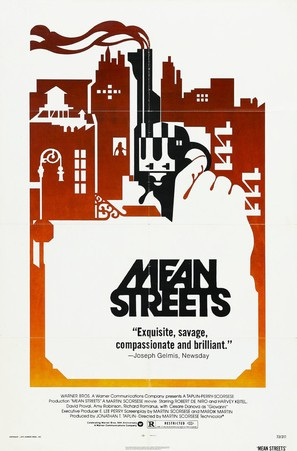 Mean Streets - Movie Poster (thumbnail)