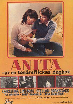 Anita - Finnish Movie Poster (thumbnail)