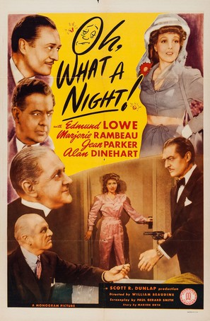 Oh, What a Night - Movie Poster (thumbnail)