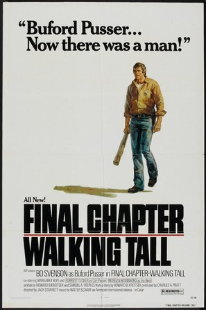 Final Chapter: Walking Tall - Movie Poster (thumbnail)