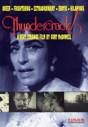 Thundercrack! - Swedish Movie Cover (thumbnail)
