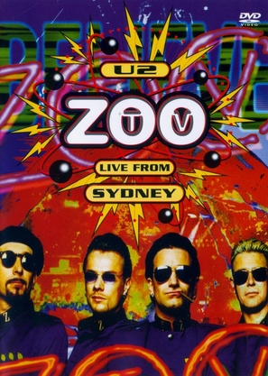 U2: Zoo TV Live from Sydney - British Movie Cover (thumbnail)