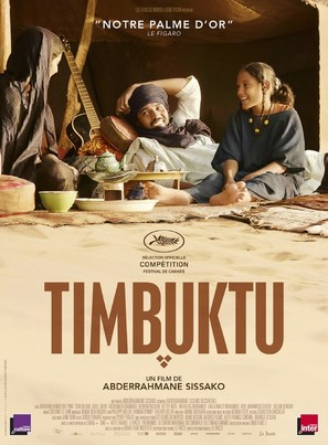 Timbuktu - French Movie Poster (thumbnail)