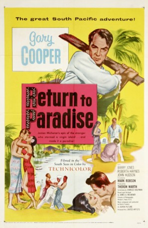 Return to Paradise - Movie Poster (thumbnail)