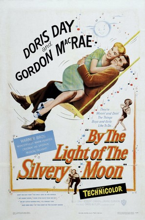 By the Light of the Silvery Moon - Movie Poster (thumbnail)