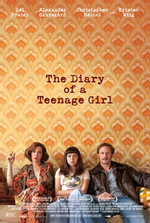 The Diary of a Teenage Girl - Movie Poster (thumbnail)