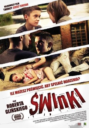 Swinki - Polish Movie Poster (thumbnail)