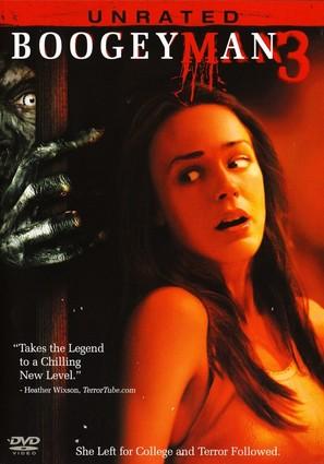 Boogeyman 3 - DVD cover (thumbnail)