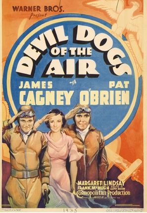 Devil Dogs of the Air - Movie Poster (thumbnail)