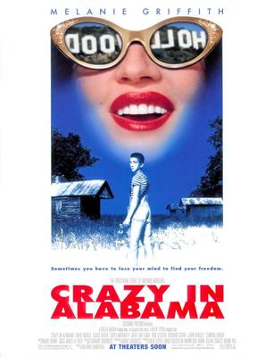 Crazy in Alabama - Movie Poster (thumbnail)