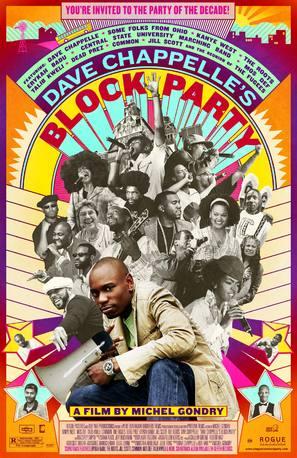 Block Party - Movie Poster (thumbnail)