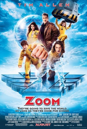 Zoom - Movie Poster (thumbnail)