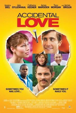 Accidental Love - Movie Poster (thumbnail)