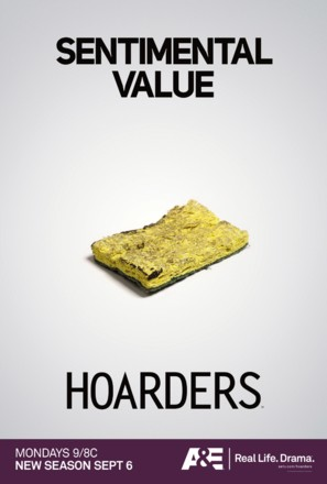 """Hoarders"" - Movie Poster (thumbnail)"