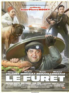 Furet, Le - French poster (thumbnail)