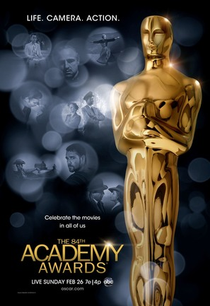 The 84th Annual Academy Awards - Movie Poster (thumbnail)