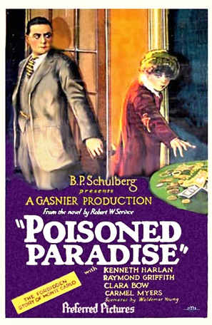 Poisoned Paradise - Movie Poster (thumbnail)