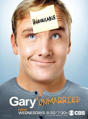 """Gary Unmarried"" - Movie Poster (thumbnail)"