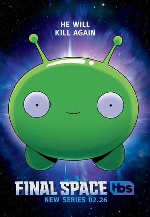 """Final Space"" - Movie Poster (thumbnail)"