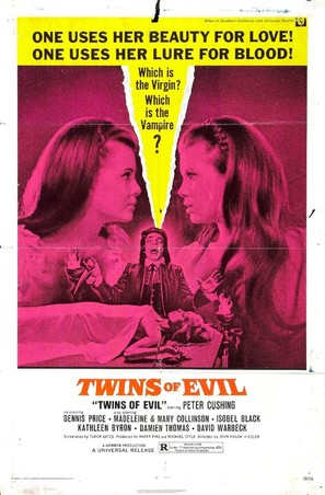Twins of Evil - Movie Poster (thumbnail)