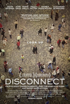 Disconnect - Movie Poster (thumbnail)