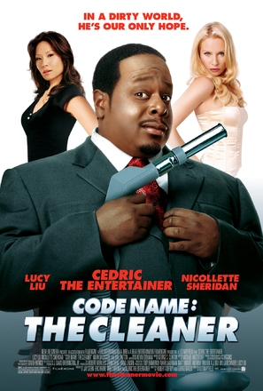 Code Name: The Cleaner - Movie Poster (thumbnail)