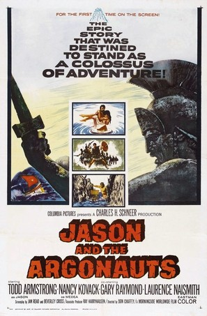 Jason and the Argonauts - Movie Poster (thumbnail)