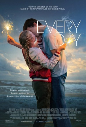 Every Day - Movie Poster (thumbnail)