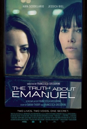 Emanuel and the Truth about Fishes - Movie Poster (thumbnail)