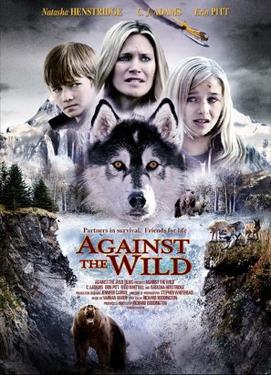 Against the Wild - Canadian Movie Poster (thumbnail)