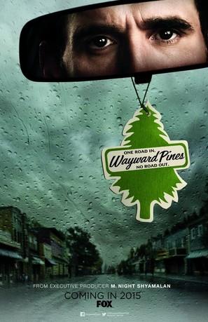 """""""Wayward Pines"""" - Movie Poster (thumbnail)"""