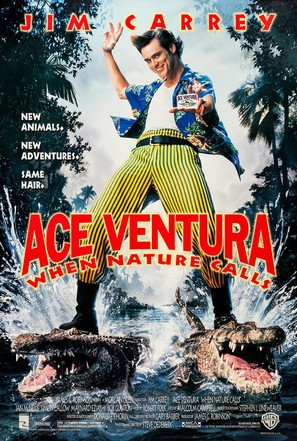 Ace Ventura: When Nature Calls - Movie Poster (thumbnail)