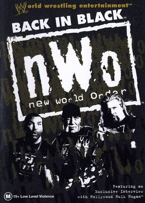 WWE Back in Black: NWO New World Order
