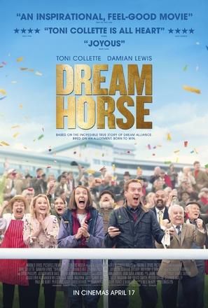 Dream Horse - British Movie Poster (thumbnail)