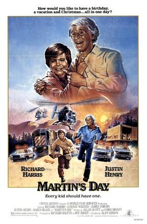 Martin's Day - Movie Poster (thumbnail)