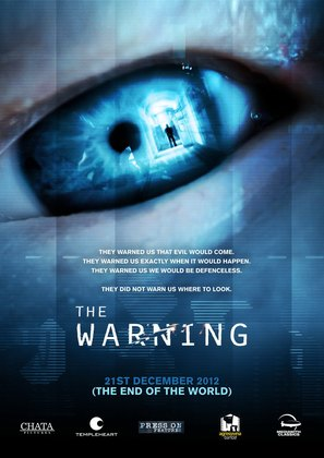 The Warning - Swiss Movie Poster (thumbnail)