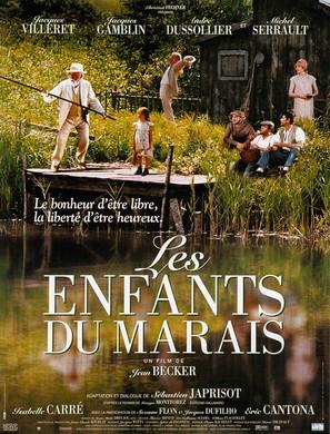 Enfants du marais, Les - French Movie Poster (thumbnail)