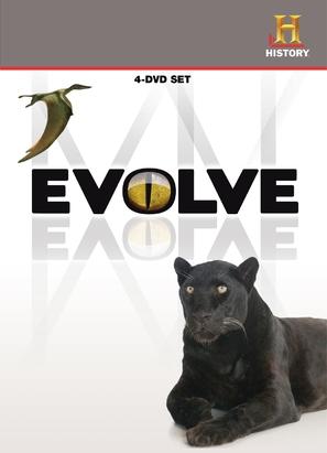 """Evolve"" - DVD movie cover (thumbnail)"