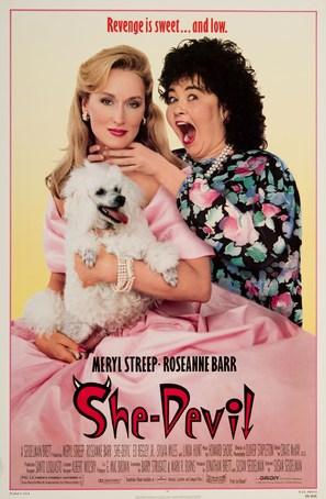 She-Devil - Movie Poster (thumbnail)