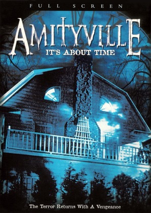 Amityville 1992: It's About Time - Movie Cover (thumbnail)