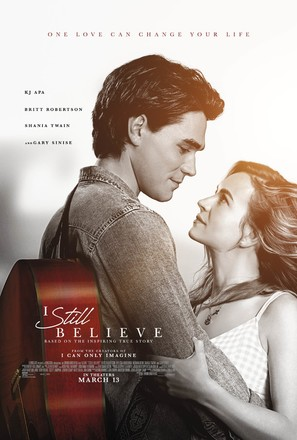 I Still Believe - Movie Poster (thumbnail)