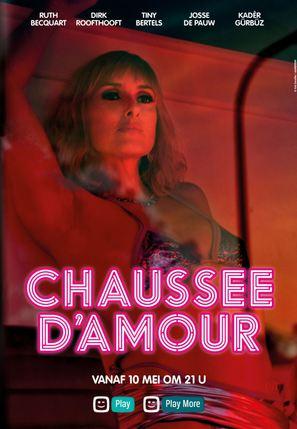 """""""Chaussée d'Amour"""" - Belgian Movie Poster (thumbnail)"""