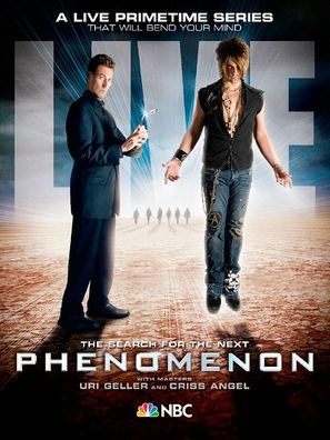 """Phenomenon"" - Movie Poster (thumbnail)"