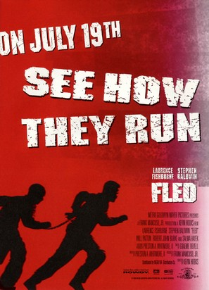 Fled - Movie Poster (thumbnail)
