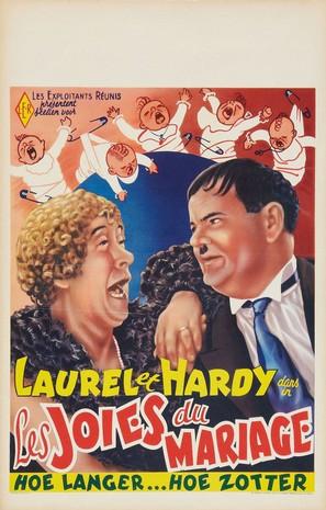 Twice Two - Belgian Movie Poster (thumbnail)