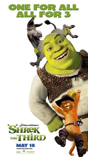 Shrek the Third - Movie Poster (thumbnail)